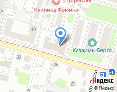 Компания Реверс на карте города
