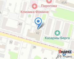 Компания Главразбор на карте города