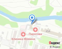 Компания РегионЭнергоКонтроль на карте города