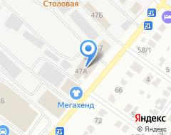 Компания ТверьИнтернетТорг на карте города