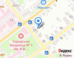 Компания GPS-PORT на карте города