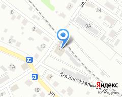 Компания ДСТС-Тверь на карте города