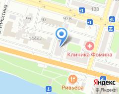 Компания Ситипоинт-Тверь на карте города