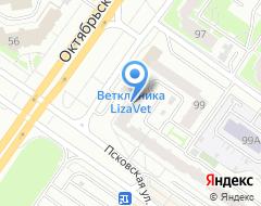Компания Кобра Гарант на карте города