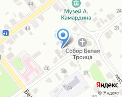 Компания Ваш юрист на карте города