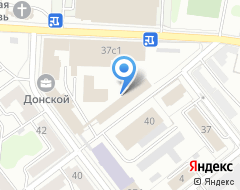 Компания Accenture на карте города