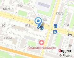 Компания АВТОКОМПЛЕКТ69 на карте города