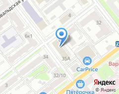 Компания Нотариус Котомкина Г.В на карте города
