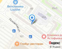 Компания Zapсiti на карте города