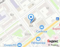 Компания Агентство независимых судебных экспертов на карте города