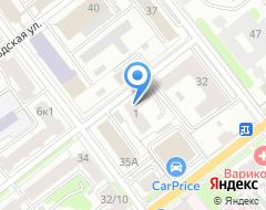 Компания Прайм аудит на карте города