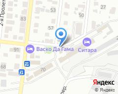 Компания Avtoaris на карте города