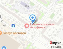 Компания ДомТверь на карте города