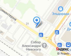 Компания Автокомпас на карте города