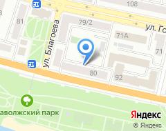 Компания Авискор Консалтинг на карте города