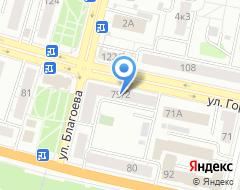 Компания Совкомбанк, ПАО на карте города