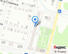 Компания Ликей на карте города