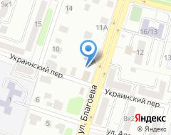 Компания КапиталЪ на карте города