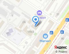 Компания Алкор на карте города