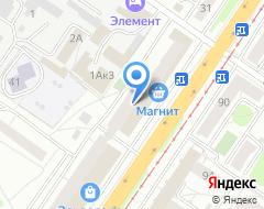 Компания МБТ на карте города