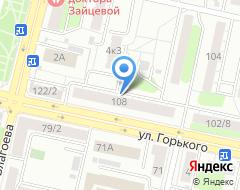 Компания МИР АВТОАККУМУЛЯТОРОВ на карте города
