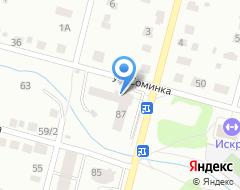 Компания Горки 69 на карте города