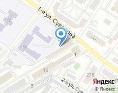 Компания Шинобар.ру на карте города