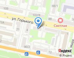 Компания Тверская областная коллегия адвокатов на карте города
