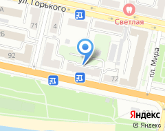Компания АВТОРИФ на карте города