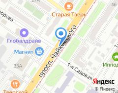Компания Банковская гарантия Тверь на карте города