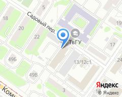 Компания Автосервис69-Тверь на карте города