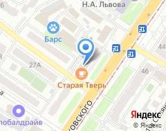 Компания Адвокат Иванов А.В. на карте города