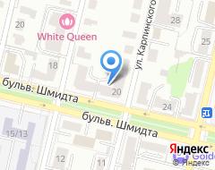 Компания Документ-центр на карте города