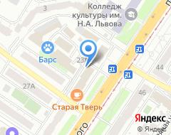 Компания Когорта на карте города