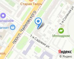Компания Автомагазин авант на карте города