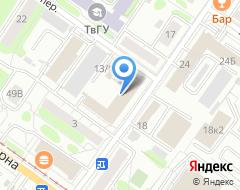 Компания Тверской Дом на карте города