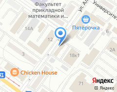 Компания ATLANTSERVICE на карте города