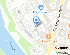 Компания ЮР-МЕДИА ХОЛЛ на карте города