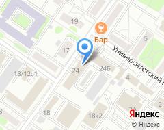 Компания Локальные технологии на карте города