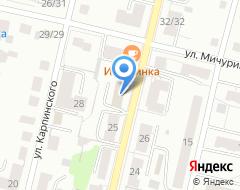 Компания Байкал СБ на карте города