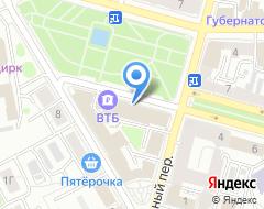 Компания Атлант-Аудит на карте города