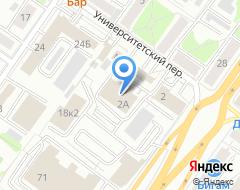 Компания НИТцентр на карте города