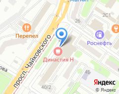 Компания Бюро Юристов & ЭкспертовЪ на карте города