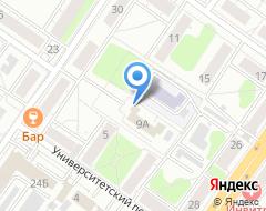 Компания НАВИГАТОР на карте города