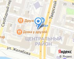 Компания Нотариус Бржевская Т.Б на карте города