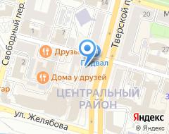 Компания Банк Воронеж на карте города