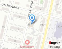 Компания Аудит-Альянс на карте города