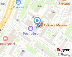 Компания АНСИ на карте города