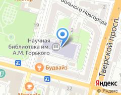 Компания Деловой информационный центр для предпринимателей на карте города