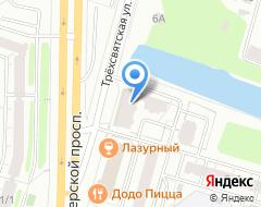 Компания Ингосстрах-М на карте города